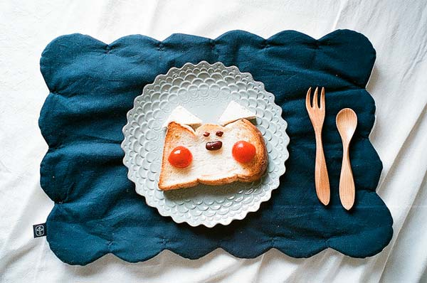 Food Art Inspiration