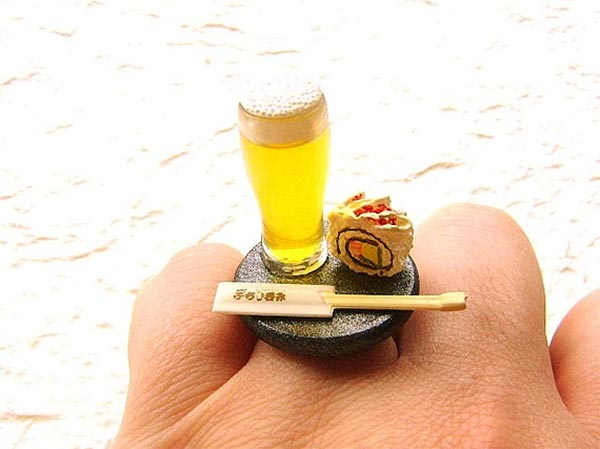 Miniature Food Rings