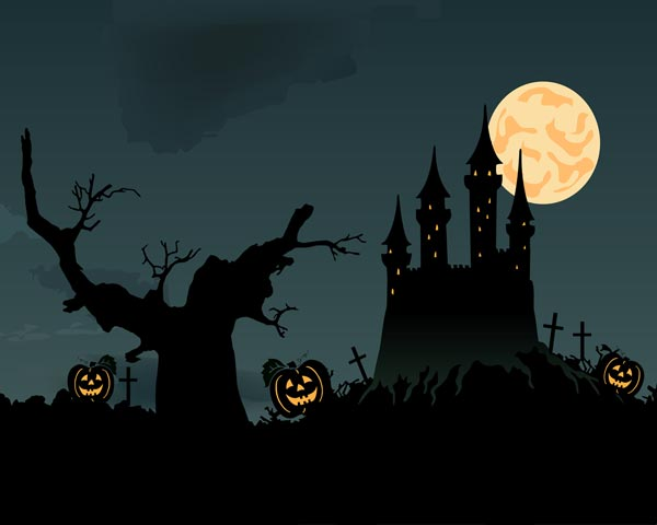Halloween Wallpapers by Depositphotos