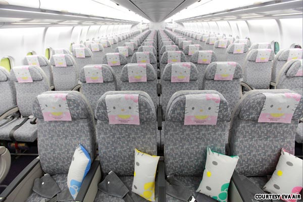Hello Kitty Jets