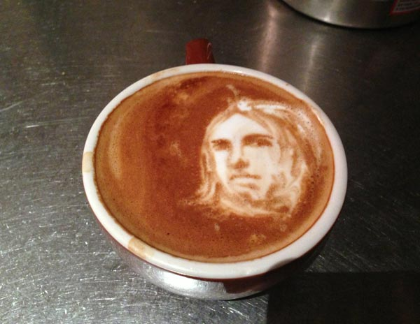Coffee Art by Mike Breach