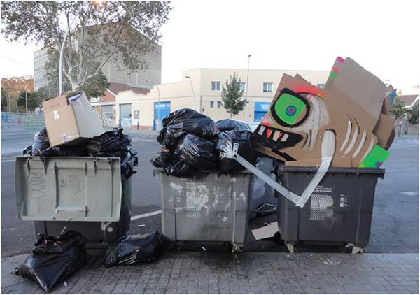 Little Garbage Monsters