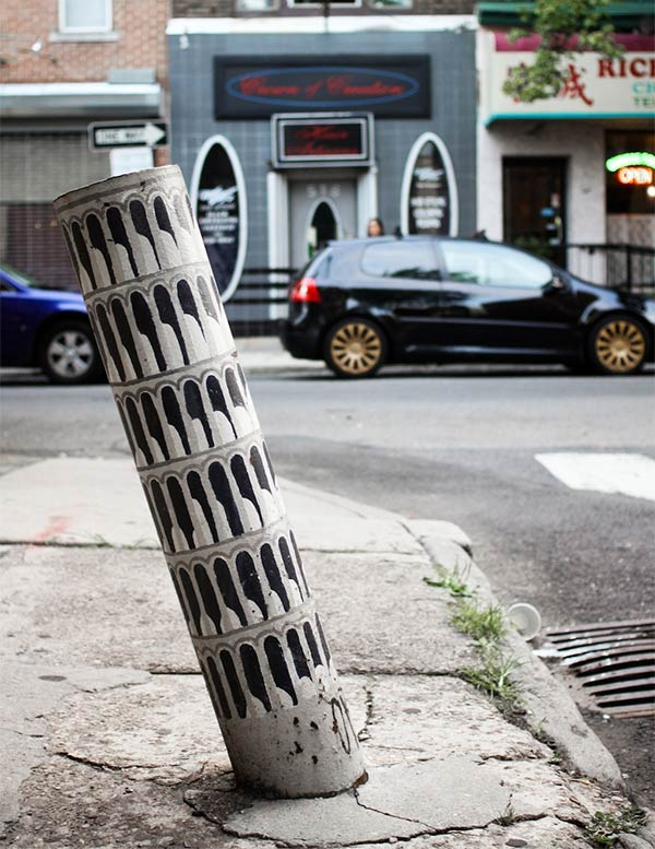 Leaning Tower of Pisa Spotted in USA