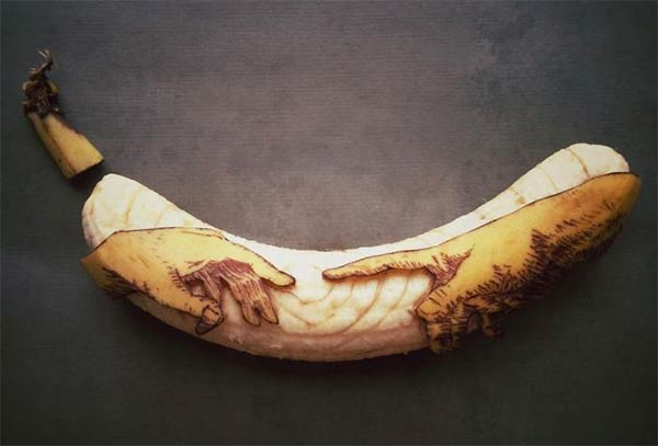 Banana Doodles by Stephan Brusche