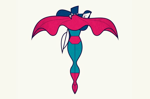 Famous Couples Illustrated By Ale Giorgini