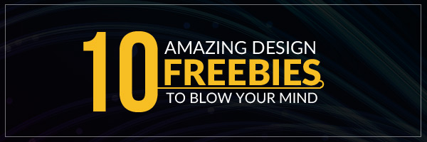 10 Amazing Design Freebies From DealFuel.com
