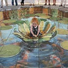 Incredible 3D Pavement Drawings by Julian Beever