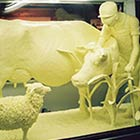 Incredible Sculptures Made with Butter