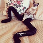 Cats Wearing Leggings