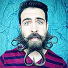 IncrediBeard: Creative Beard Styles by Isaiah Webb