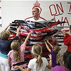 Students Duct Taped School's Principal