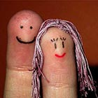 Funny & Creative Fingers Drawing