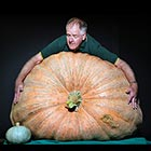 Record Breaking Giant Vegetables