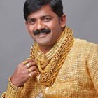 Wearable Shirt Made of £14,000 Pure Gold