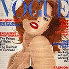 Artist Inge Jacobsen created a series of hand-stitched Vogue magazine covers. It took around 50 hours to create one piece but according to Inge it all depends on the...