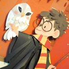 Harry Potter fan, Brittney Lee created two unique paper artworks for Harry Potter Tribute Show at the time of the release of eighth and final Harry Potter movie. In...