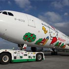 Hello Kitty-Themed Airplanes