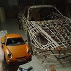 Homemade Porsche 911: World's Slowest Sports Car