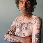 Julia Robert Fan Has 82 Tattoos of Her On His Body