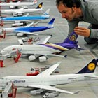 The world's largest model airport finally goes into operation at Miniature Wunderland in Hamburg, following six years of development and construction by twin brothers Gerrit Braun and Frederick Braun,...