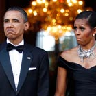 President Obama & First Lady Michelle Funny Reaction