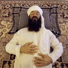 Life-size Sculpture of Dead Osama Bin Laden