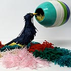 Amazing Paper Cut Birds