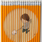 Creative Pictures on Pencils