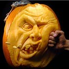 Forget traditional Jack O'Lanterns this Halloween – these fantastic carvings are the picassos of the pumpkin world. From a gruesome ghoul to a smiling schoolgirl, these incredibly detailed carvings...