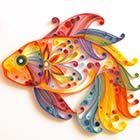 Quilling: The Art of Turning Paper Strips into Intricate Artworks