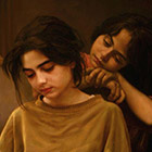 Realistic Paintings by Iman Maleki