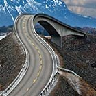 Norway's Storseisundet Bridge: The Road To Nowhere