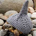 Tortoise-lover Katie Bradley, from Vancouver, USA crochets the outfits for tortoises. She started crocheting tortoise outfits as a family joke for her seven pet tortoises but soon after posting...