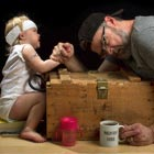 Funny Dad & Daughter Photo Series