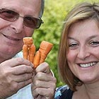 Gardener Digs Up X-Rated Root Vegetables