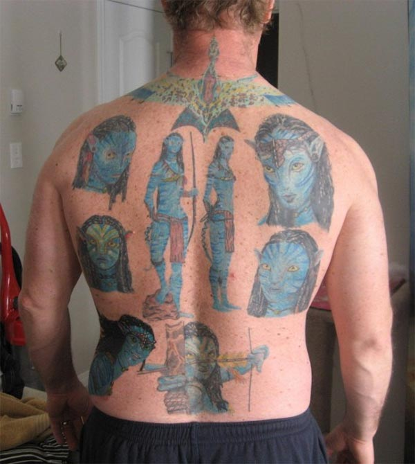 Avatar Tattoo Guy