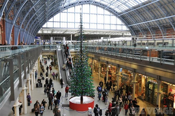 World's Tallest Lego Christmas Tree