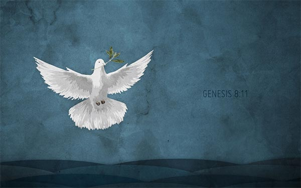 Bible Verses Illustration by Kevin Ohlin