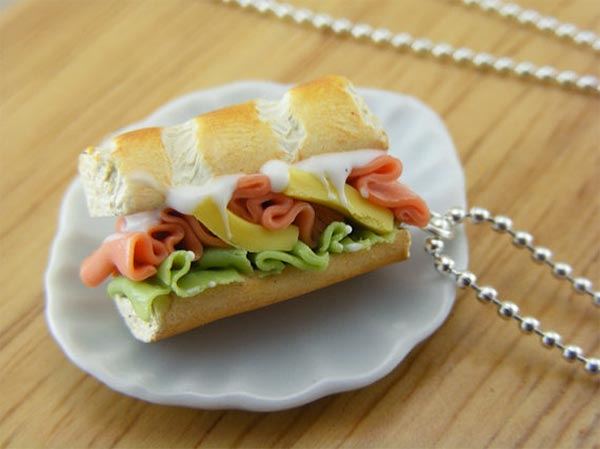 Food Inspired Jewelry
