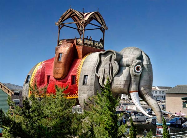 Lucy The Elephant: Roadside Attraction