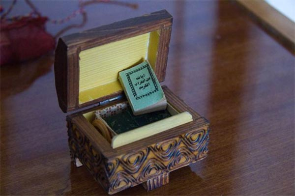 World's Smallest Book