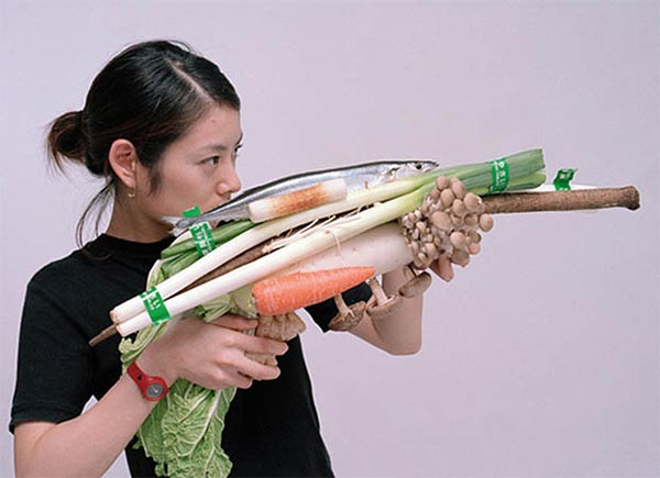 Vegetable Guns