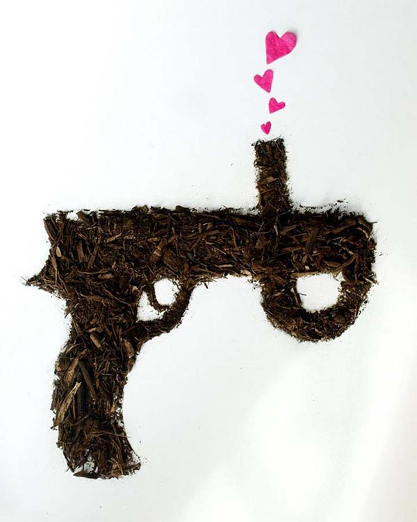 Dirty Little Secrets: Dirt Illustrations by Sarah Rosado