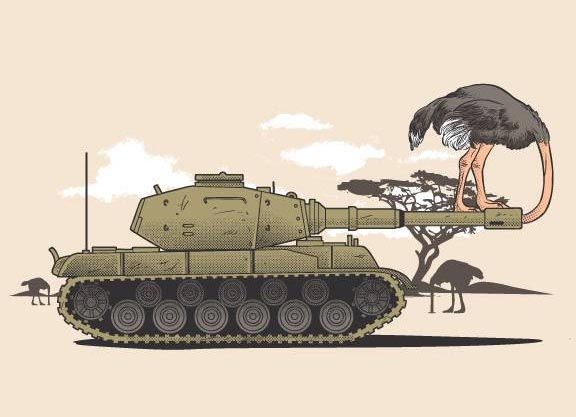 Funny Illustrations by Chow Hon Lam