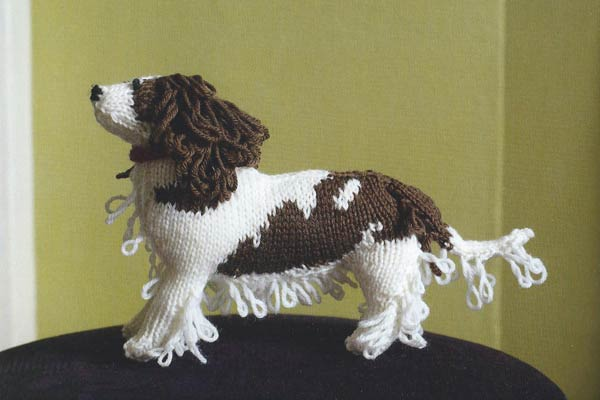 Knitted Pets by Sally Muir & Joanna Osborne