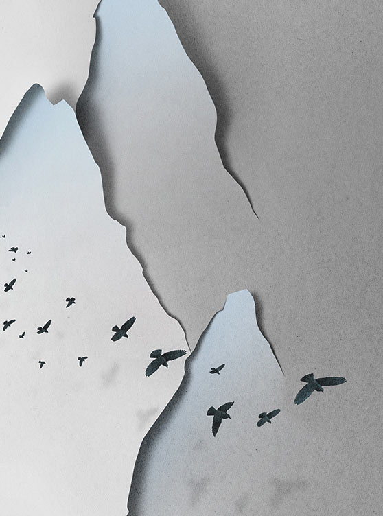 Vertical Landscapes by Eiko Ojala