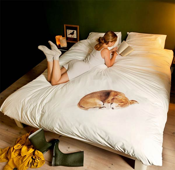 Creative Bed Cover Designs