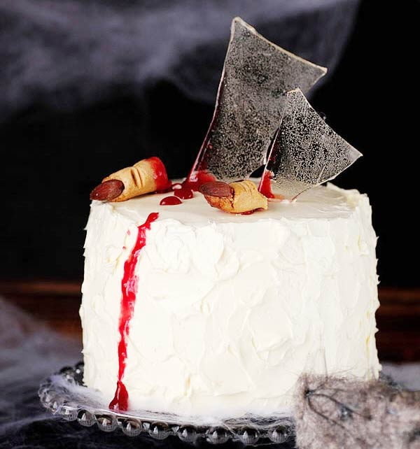 Creepy Halloween Cake Ideas For Inspiration