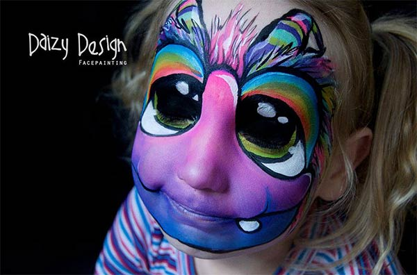 Not Your Average Kids Face Painting From New Zealand