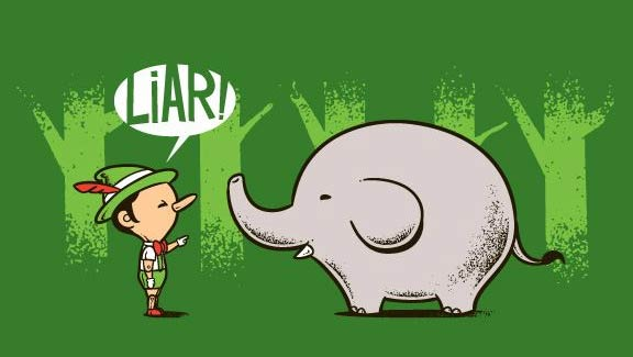Interesting & Humorous Illustrations